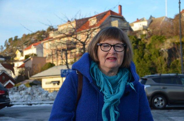 Anne-Kristine Aas, Kragerø bys venner.
