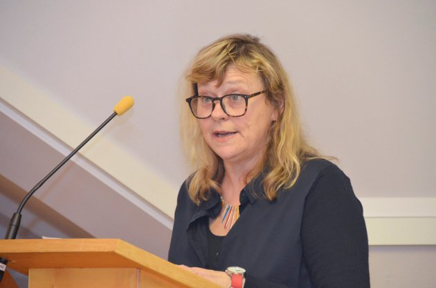 Trine Jørgensen Dahll (V).