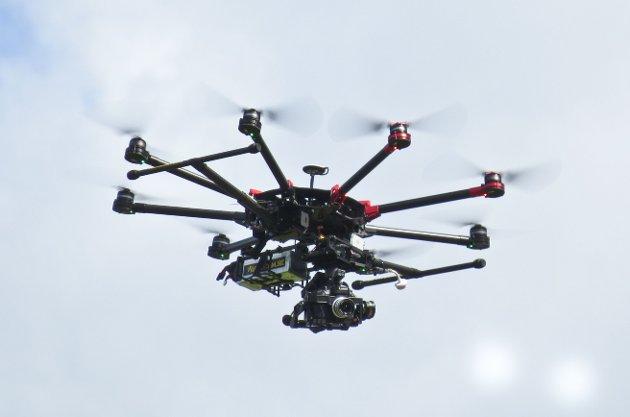 Innkjøp av drone vil i vesentlig grad styrke beredskapen i Kongsberg.