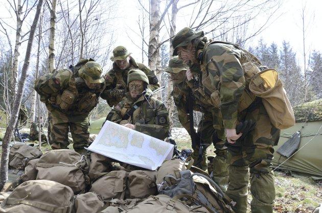 Prioritet nord: – Sikkerhetspolitikken favoriserer heller ikke Vike/ Østfold, slår dagens kronikkforfatter fast.