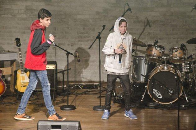 Amir og Tobbe
