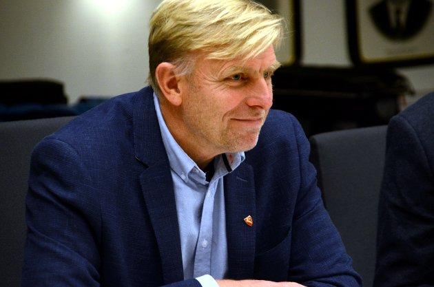 Harald Sve Bjørndal (1964) Bygdalista, Ordførar