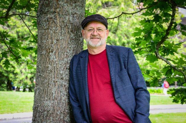 Nyutnevnt rektor ved NMBU, Sjur Baardsen, utfordres her av Ås SV.