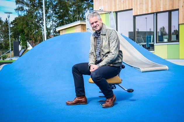 GRØNT SAMARBEID: Det må et tettere samarbeid til, mellom NMBU og Ås kommune, mener SV-topp Dag Nestegard.