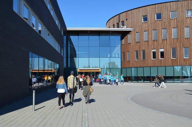 ØKNING: Høgskolen i Innlandet har en oppgang i søkertallene på 7,4 prosent, ifølge tall fra Samordna opptak.