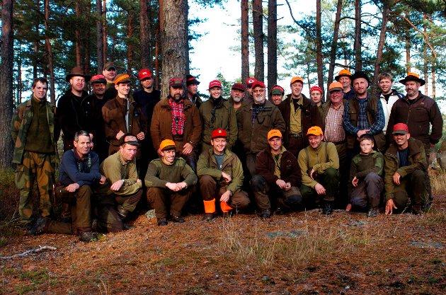 Jakt: Finnestad Jaktlag i 2007.