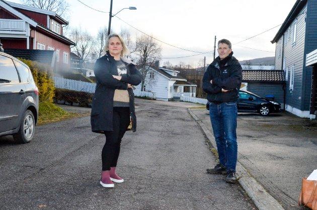 Verneombud Krisesenteret i Rana, Trude Solvang Rødahl og hovedverneombud i Rana kommune, Tor Arne Fiskum, satte for noen uker siden fokus på et krisesenter i krise.