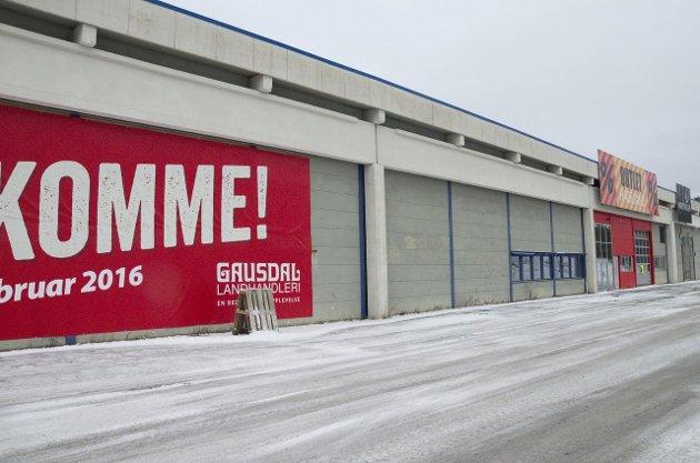 Her skal Europris åpne dørene. Kanskje.