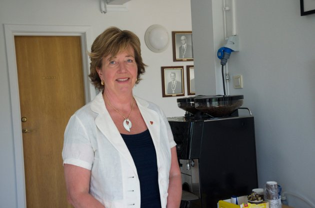 Inger Kammerud er i dag lokalpolitiker, men 1. september begynner hun i jobben som byplansjef.
