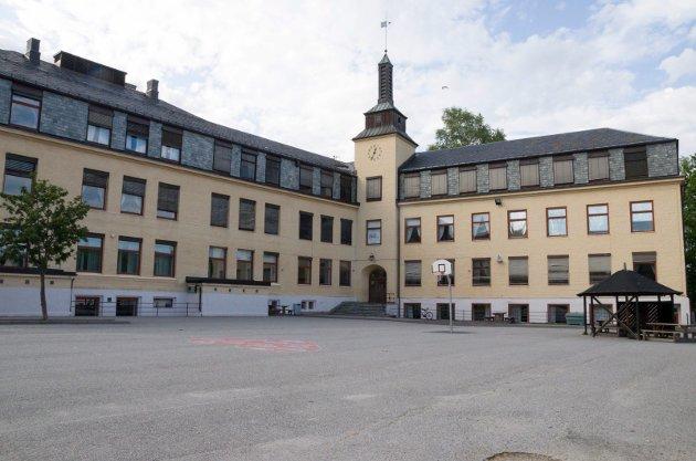 FLERE SYN: Skribenten av dette innlegget ønsker å være anonym på grunn av den belastningen det er å mene noe annet enn at man ønsker å bevare Hønefoss skole.