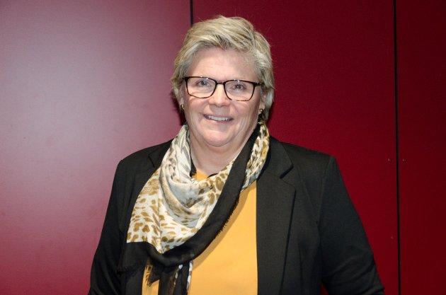 EGNE MENINGER: - Er det hvem jeg er gift med som er interessant for leseren, spør Cecilie Øyen.