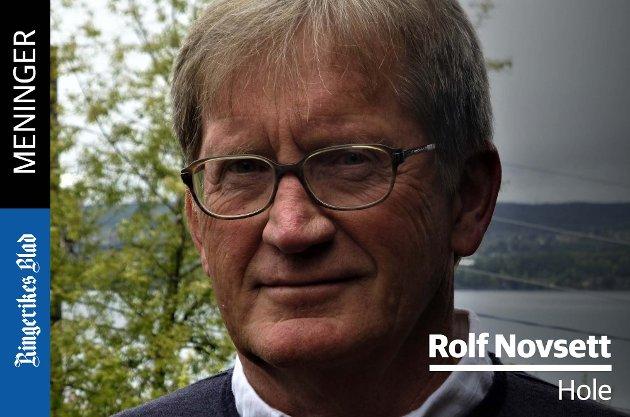 Rolf Novsett vignett