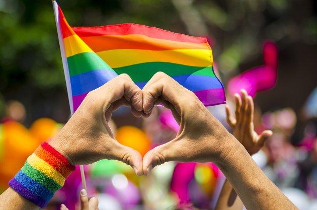 Pride, mangfold, nestekjærlighet og aksept