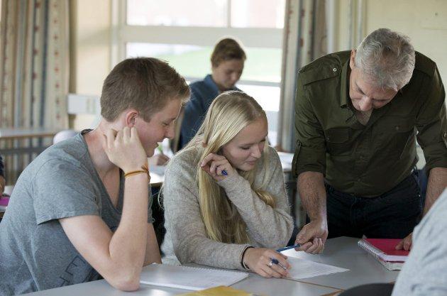 Utdanningsforbundet i Sarpsborg vil ha svar på flere spørsmål av direktør oppvekst i Sarpsborg kommune. (Illustrasjonsfoto: NTB)