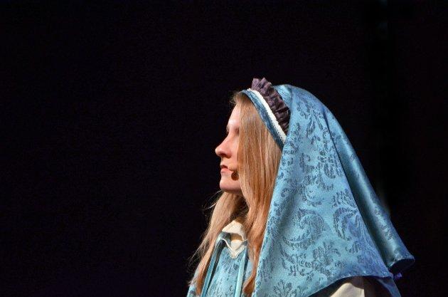 Camilla Eilertsen som Maria.