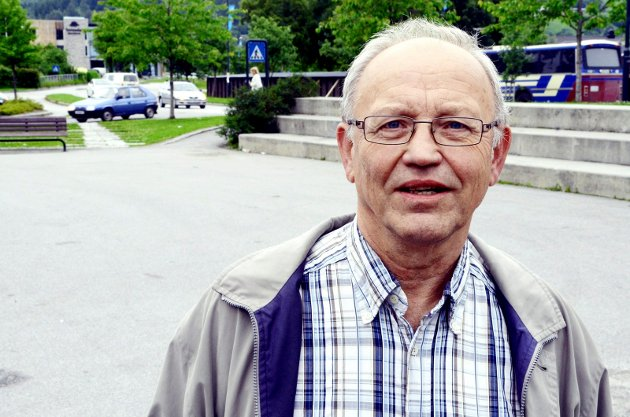 Eivind Hasle.