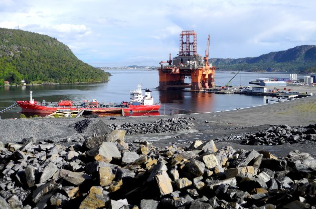 Olje- og gassnæringen vil ha utsatt noen av skatteinnbetalingene.