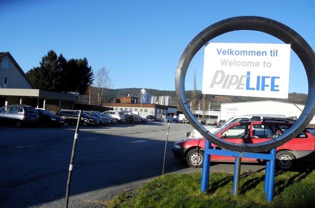 Pipelife Norge, som produserer plastrør og plastdeler, er en hjørnesteinsbedrift i Surnadal. Bare ett av mange industrieventyr i bygda, skriver Johan Rangnes.
