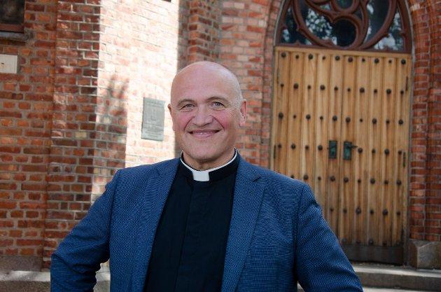 NY BISKOP: Jan Otto Myrseth ble nylig utnevnt til biskop i Tunsberg bispedømme etter Per Arne Dahl.