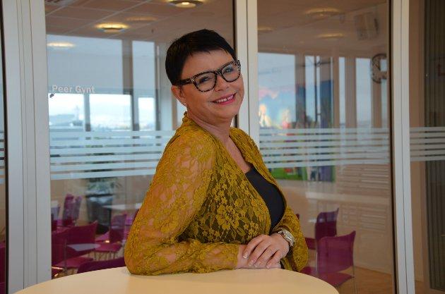 Inger Helene Venås, direktør Virke ideell og frivillighet