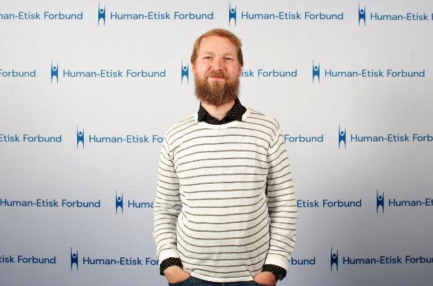 Lars-Petter Helgestad er politisk og internasjonal sjef i HEF