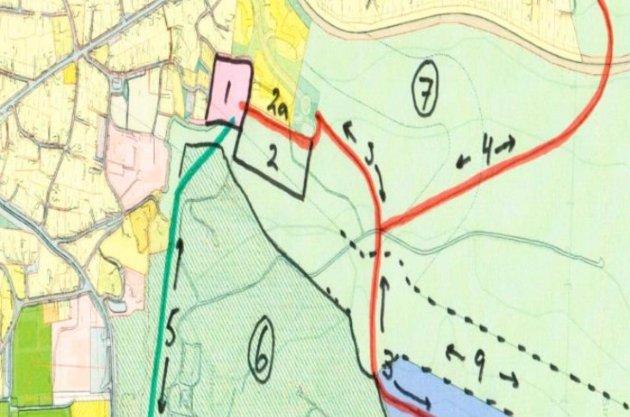 IKKE DET ROTNES TRENGER: Tore Berg er kritisk til Andreas Wessels og Ole Feets forslag om utbygging nord på Rotnes.