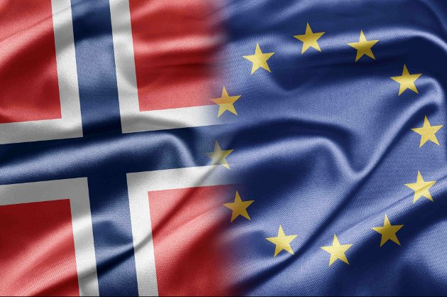 SA NEI: I disse dager er det 25 år siden det norske folk sa nei til EU-medlemskap.