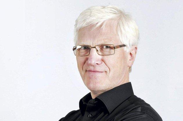 Johan Votvik, journalist i Avisa Nordland.