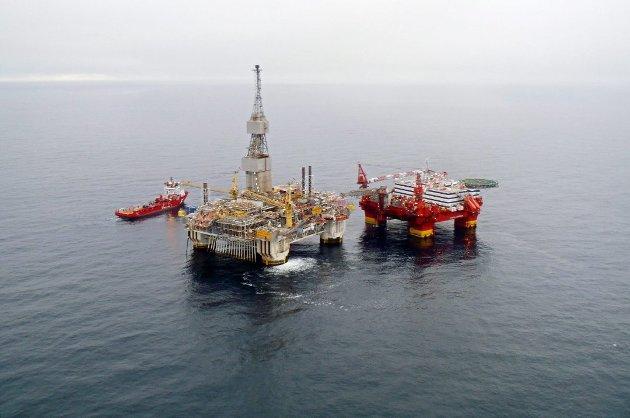 Konsekvensutredning: En konsekvensutredning vil kunne gi landsdelen muligheter for å ta en større del i Norges oljeeventyr. Illustrasjonsfoto