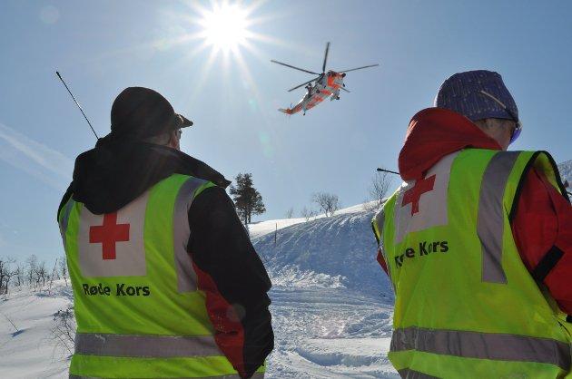 Røde Kors ber om politisk handlekraft for den lokale beredskapen.