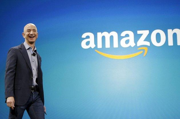 I dagens spalte skriver Chris Tvedt om grunnleggeren av IT-selskapet Amazon,               Jeff Bezos (bildet), og andre dollarmilliardærer.