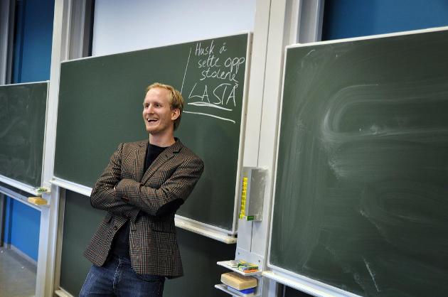 Håkon Berg er død, 30 år gammel.