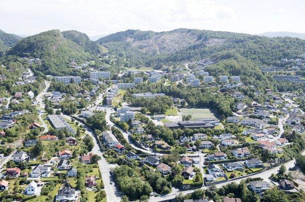 – Forhåpentligvis vil den nye regjeringen sette fart på boligbyggingen i Norge. Illustrasjonsfoto: Arne Ristesund