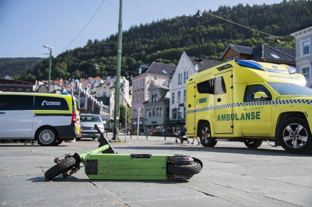 Det har vært altfor mange ulykker med elektriske løperhjul.