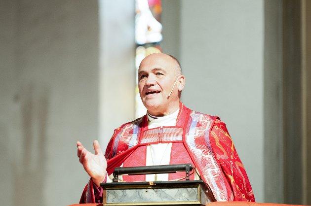 Biskop Jan Otto Myrseth i Tunsberg bispedømme.