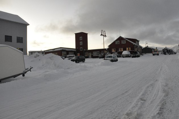 Arkivfoto: Teknisk etat i Nordkapp kommune