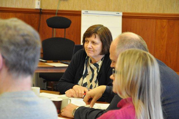 Ordfører i Nordkapp kommune, Kristina Hansen (Ap), er glad for at Rica også vil etablere et Nordkappfond.