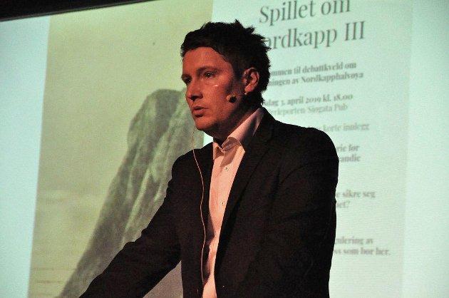 Ole-Martin Jensen, advokat/partner i Linnet & Co Advokatfirma.