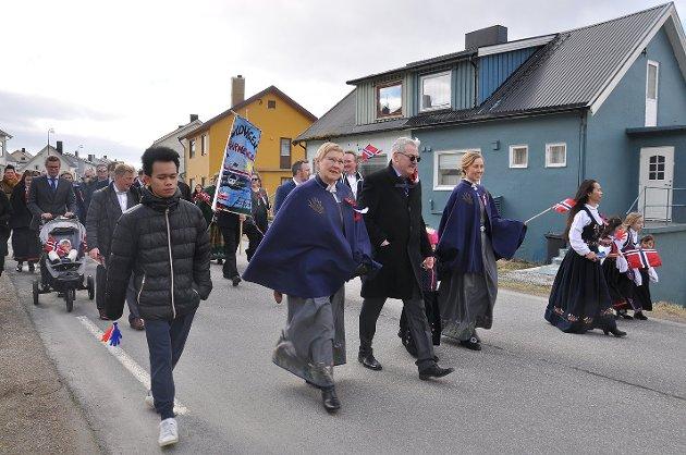 Feiring i Nordvågen 2019.