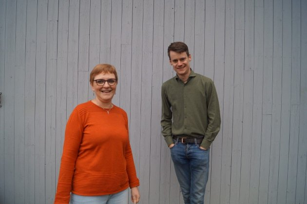 Tore Storehaug og Trude Brosvik (KrF)  utfordrar motstandarar av elektrifisering av sokkel på kvar dei vil kutte.