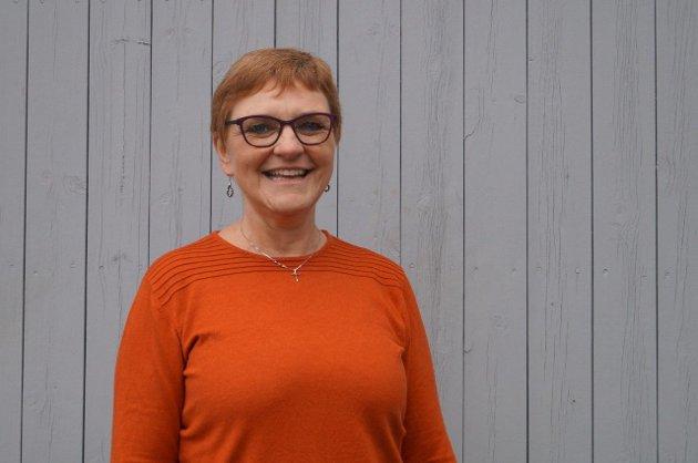 Trude Brosvik 2.kandidat til Stortinget for Sogn og Fjordane KrF
