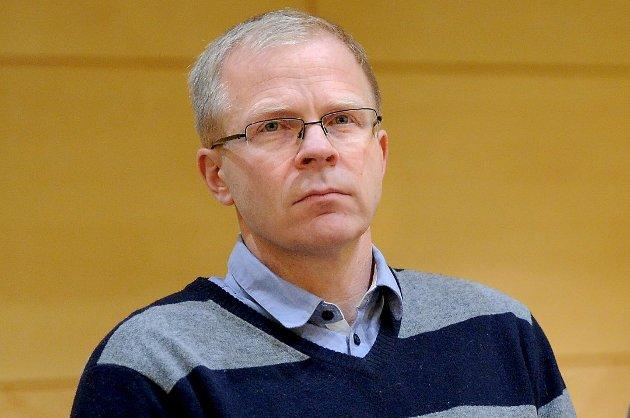 Ståle Solberg.