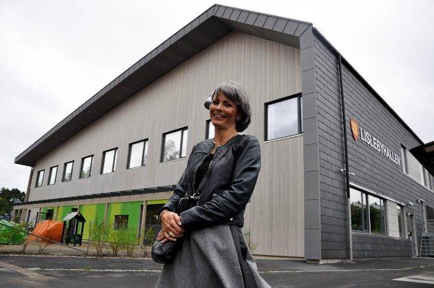 Etatssjef: Voica Imrik leder bygge- og eiendomsavdelingen i kommunen.
