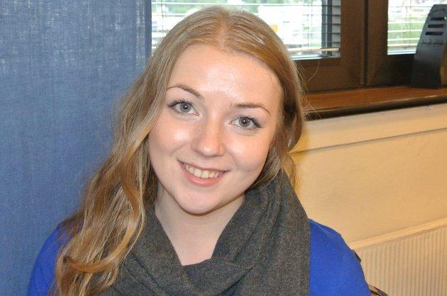 Ny nestleder i Narvik Arbeiderparti er partiets ungdomskandidat, Ragne Mohn Sneve.