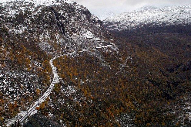 Positivt: Det er positivt at regjeringen vil bruke 10 millioner på å utrede transportbehovet i Nord-Norge. Det er langt mer fornuftig å se på hvor skoen faktisk trykker og alle behovene under ett, fremfor å bare snakke om hva Nord-Norgebanen kan eller ikke kan løse for Nord-Norge. I utredningen forventer vi at Ofotbanen får en plass.