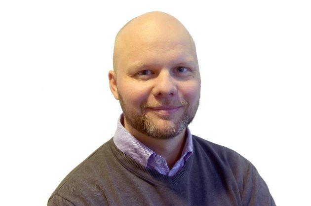 Espen Bless Stenberg, nyhetsleder