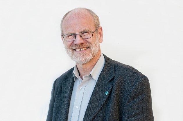 Jan Kløvstad, fylkestingsmedlem for Venstre i Aust-Agder