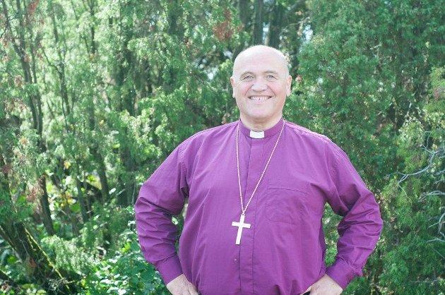 STOLT: Biskop Jan Otto Myrseth er stolt over lokalt engasjement i Fasteaksjonen.