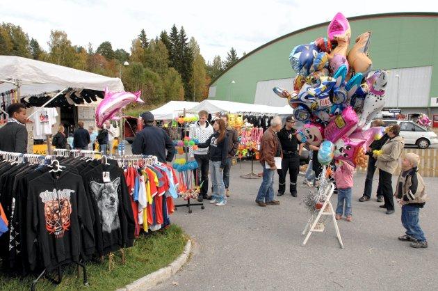 Marken i 2008 ble holdt ved Storhallen.