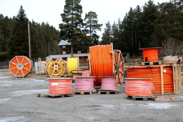 Sør-Fron kommune bruker pengar for at fleire skal få digital infrastruktur.